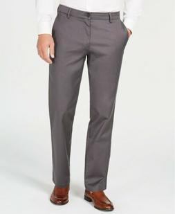 $125 NEW DOCKERS Men's 40W 32L GRAY SLIM FIT WORKDAY CASUAL