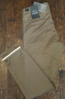 $150 DOCKERS EFM SLIM FIT KHAKI'S TROUSERS MEN'S ENGINEERED