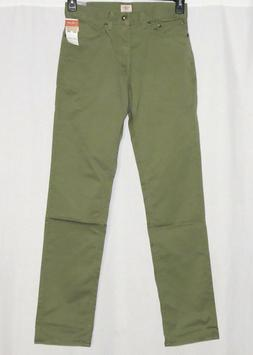 DOCKERS 29X30 NEW Mens Pants D1 Slim Fit Flyweight Twill Jea
