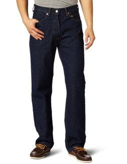 Levi's Men's 550 Relaxed-fit Jean, Rinse, 42X32