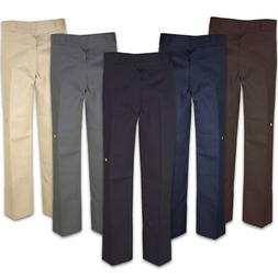 Dickies 85283 Men's Double Knee Cell Phone Pocket Loose Fit