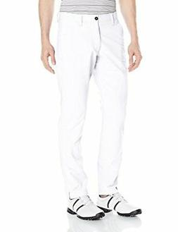 Under Armour Mens Match Play Golf Pants – Tapered Leg - 36