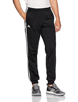 adidas Men's Athletics Essential Tricot 3 Stripe Tapered Pan