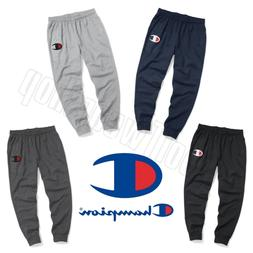 Champion Authentic Men's Powerblend Fleece Jogger, Big C Log