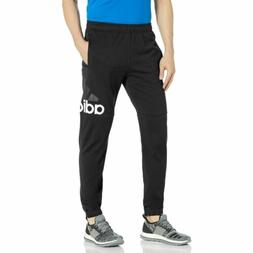 Mens Adidas Essentials Performance Logo Track Pants