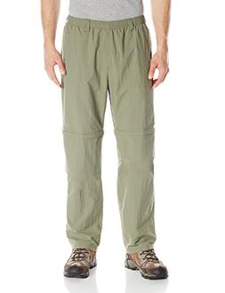 Columbia Men's Backcast Convertible Pant, Cypress, Small/32-