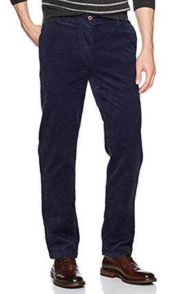 IZOD Men's Big and Tall Tailgate Corduroy Pant