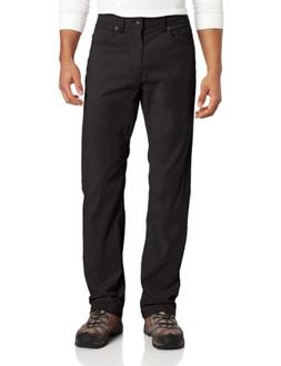 Prana Men's Brion 30-Inch Inseam Pant, Charcoal, 28 Inch wai