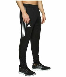 Mens Adidas Tiro 17 Pants - Black/White/White