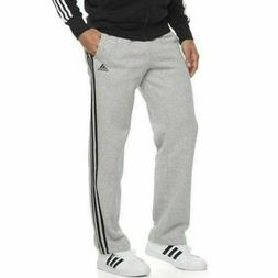 Mens Adidas Essentials 3-Stripes Fleece Pants