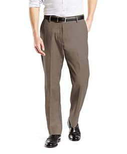 Dockers Men's Classic Fit Signature Khaki Lux Cotton Stretch
