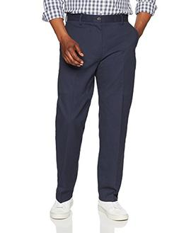 classic fit wrinkle resistant flat