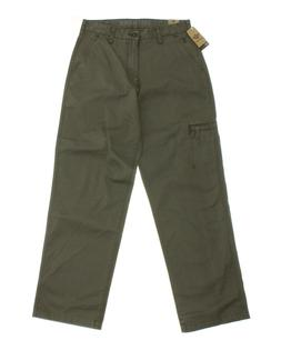 NEW~Men's Dockers Comfort Cargo Classic Fit Utility Pant's S