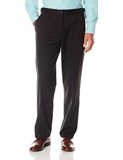 Dockers Men's Comfort Khaki Stretch Relaxed-Fit Flat-Front P