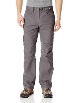 prAna Men's Continuum Pants, Moon Rock, Size 34