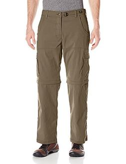 Men's Prana 'Zion' Convertible Cargo Hiking Pants, Size 32 x