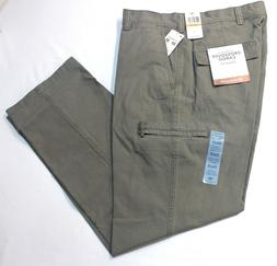 Dockers Crossover D3 Classic-Fit Concrete Flat-Front Cargo P