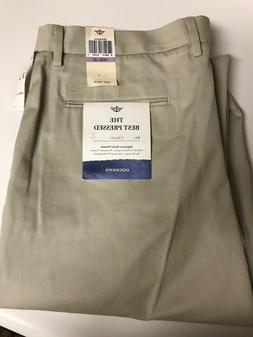 Docker Men's Slacks / Khaki Pants $37 OFF Size 38 x 32 The B