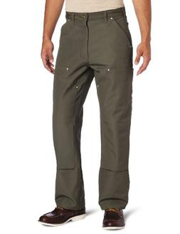 Carhartt Men's Double Front Duck Utility Work Dungaree B01,M