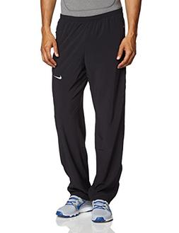 Nike Men's Dri-Fit Stretch Woven Running Pants X-Large Black