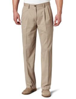 Dockers Pleated Easy Khaki Pants-Big & Tall