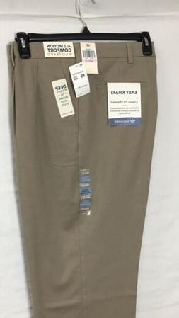 Dockers Easy Khaki Tan Pants Men's Size 40 X 32 Classic Fit