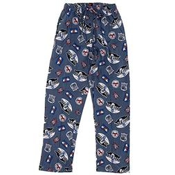 Hanes Men's Flannel Sleep Pants, Nordic/Polar Design