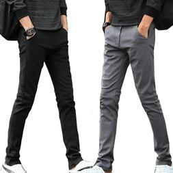 <font><b>Men's</b></font> trousers spring and autumn casual