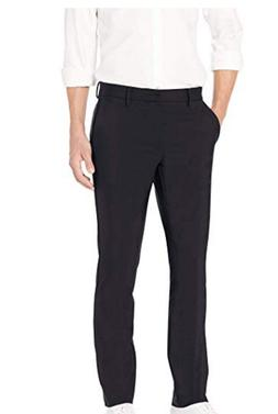 Goodthreads Men's Slim-Fit Wrinkle-Free Dress Chino Pant, Bl