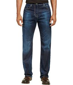 Calvin Klein Men's Relaxed Fit Denim Jean, Deep Water, 36x32