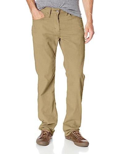 514 straight fit corduroy pant