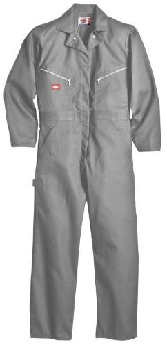Dickies Men's 7 1/2 Ounce Twill Deluxe Long Sleeve Coverall,