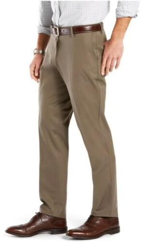 Dockers Athletic Fit Stretch Signature Khaki Pants Men's Siz