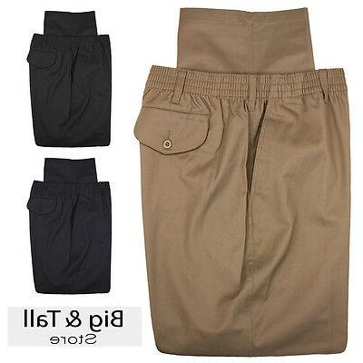 big and tall men s casual twill