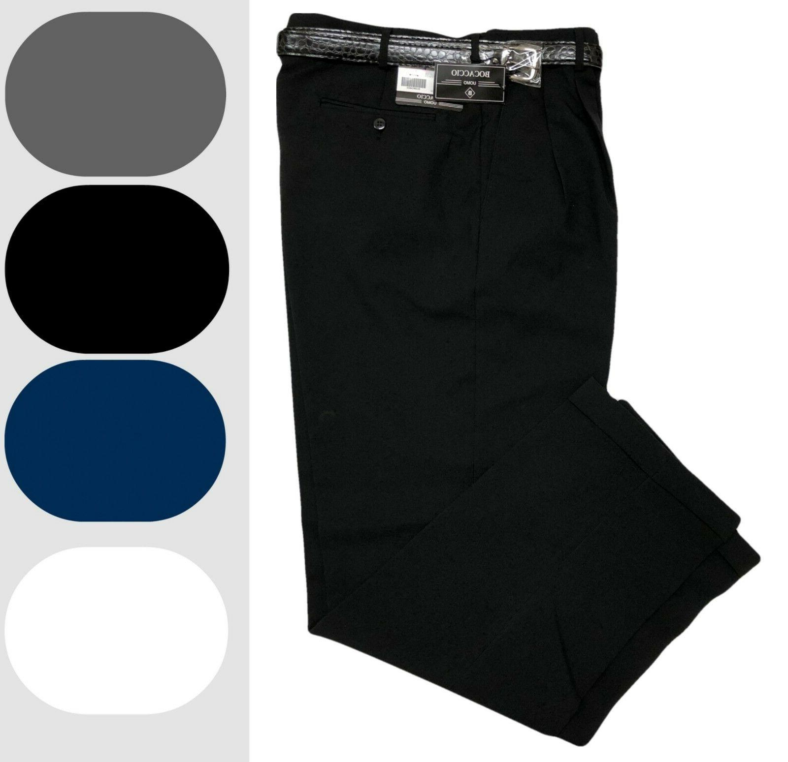 big and tall mens dress pants pleated