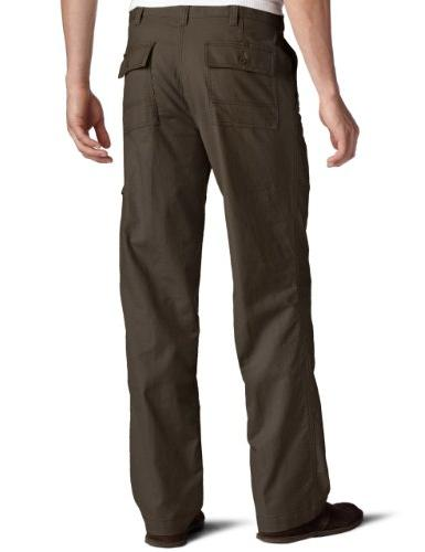 Dockers Men's Tall Classic Pant, Steelhead, 30L