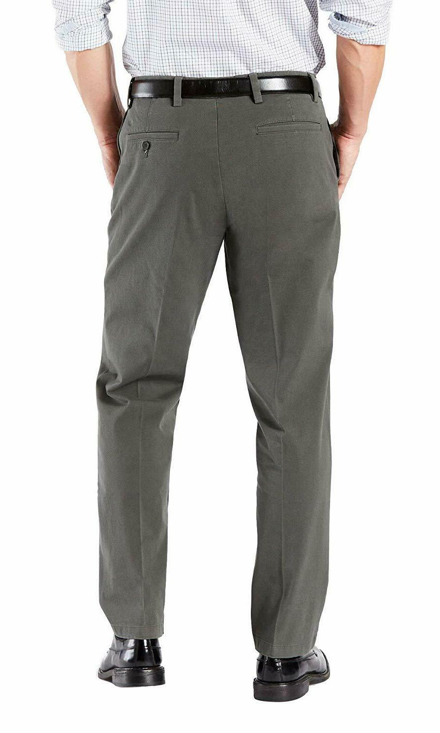 Dockers Men's Fit Workday Smart Flex