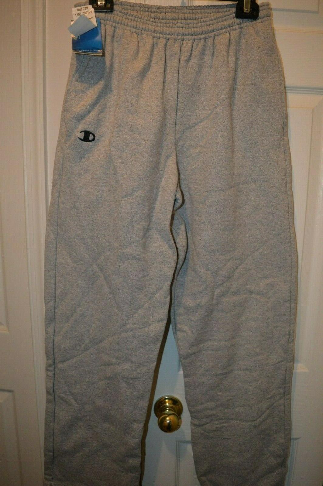 CHAMPION ECO NEW Men's Workout Gym Running Fleece Jogger Pan