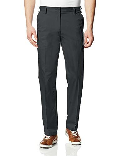 golf puremotion flat front pant