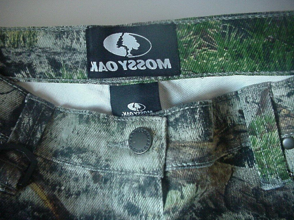 Hunting Men's Pocket Oak® Mountain Country New!