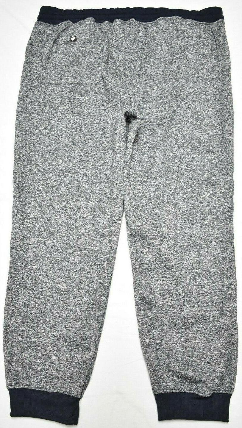 Southpole Jogger Pants Fleece Marled Big & Urban P356