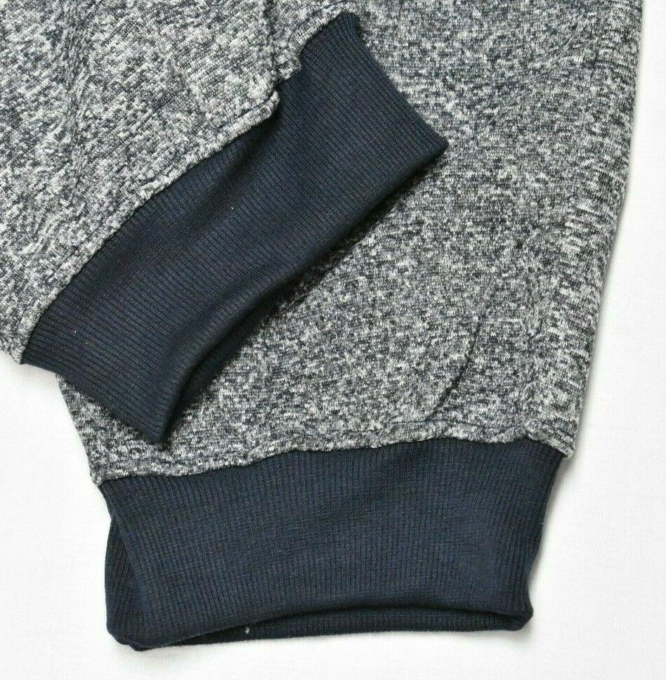 Southpole Pants Men's Fleece Navy Big P356