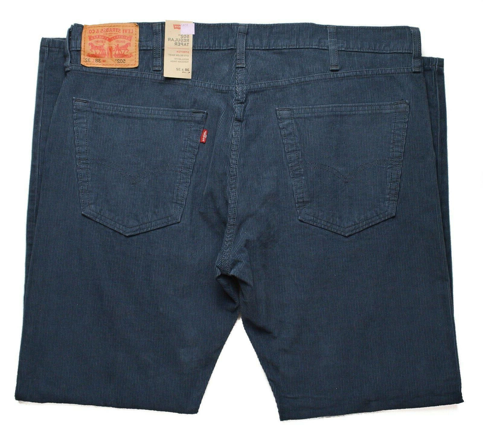 Levi's #8567 Size Regular 502