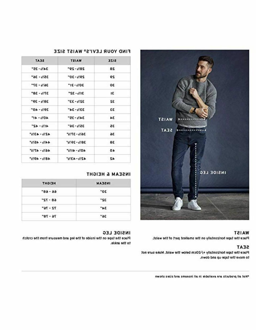 Levi's Men's Relaxed Fit Ace Utility Twill Pants Wear