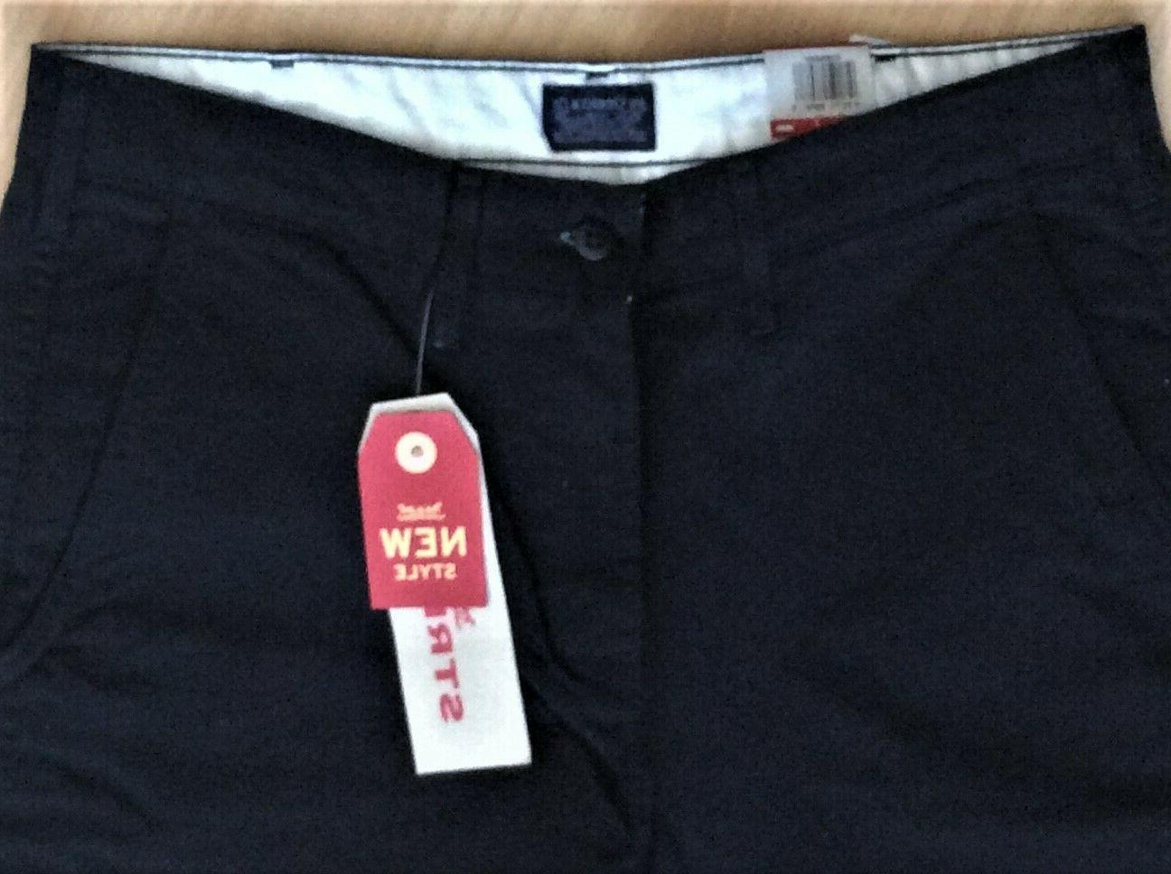 Levi's 0001 44x32 Black ~ Athletic Fit Chinos Pants