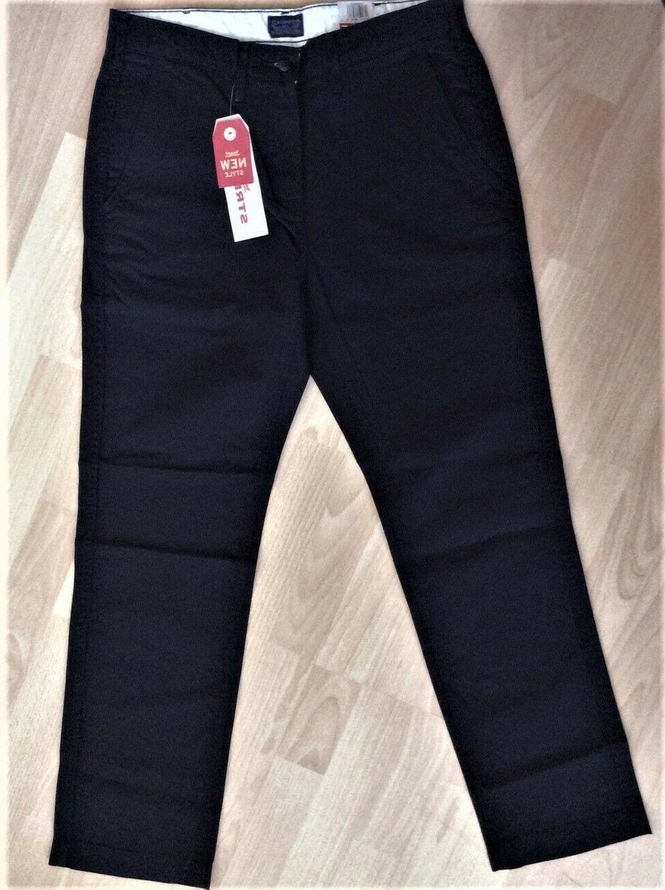 Levi's NWT 541 0001 44x32 ~ Athletic Fit Chinos