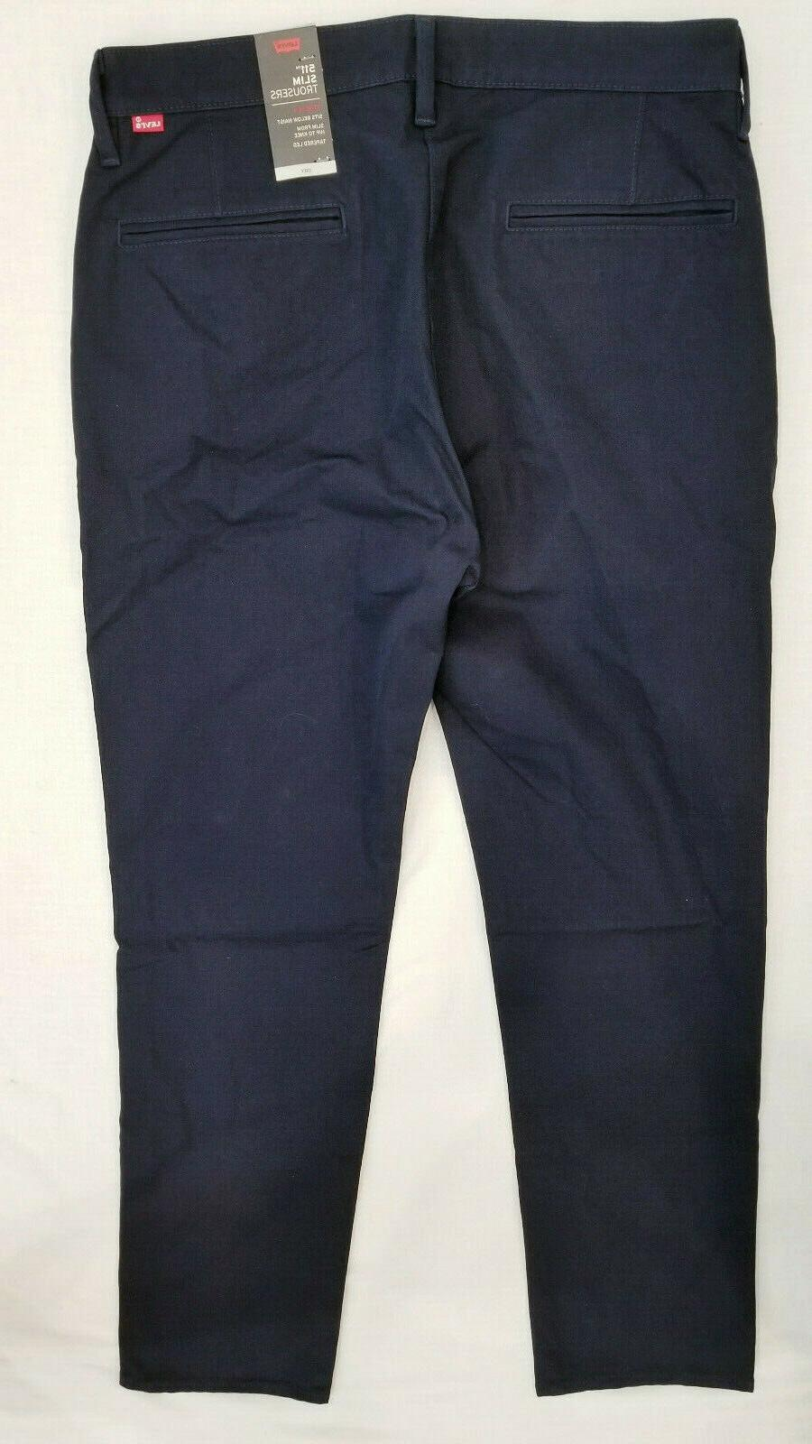Levis 4-Way,stretch Trouser Mens Water resistant