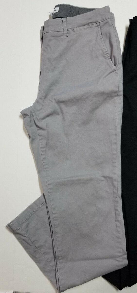 LOT CHINOS DICKIES - - SIZE 32
