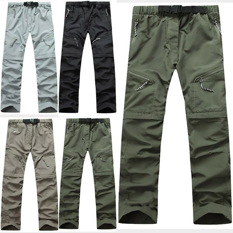 Men Waterproof Hiking Climbing Outdoor Combat Long