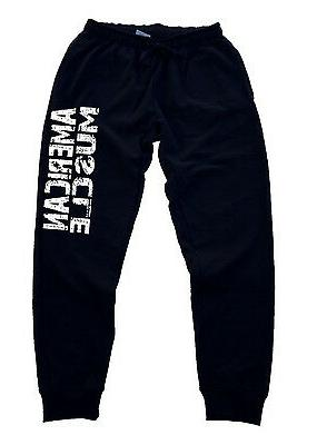 Men's American Muscle Jogger Training Gym Workout pants beas